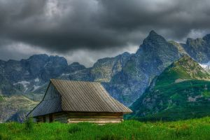 Tatry LXI by siliel