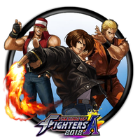 The King of Fighters 2012 A - SNK Hero Team by Akumafer