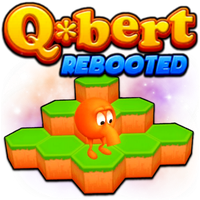 Q*bert Rebooted v2 by POOTERMAN
