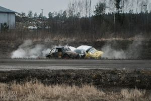 First folkrace of the year by K-L-Photography