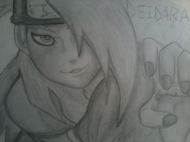 Deidara's art by XSlappyTheDummyX