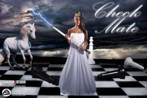Check Mate (Photo Manipulation) by asendos