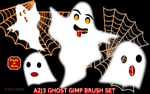A2j3 Gimp Ghost Brush Set by a2j3