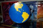 lego globe done by bohoki