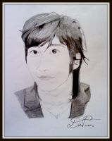 Choi Siwon by Artistic-Imagery