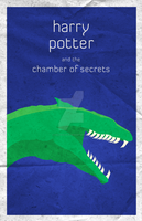 HP: Chamber of Secrets by hailingxjove