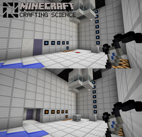 Minecraft: Crafting Science Preview by 0nuku