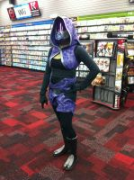 Tali Cosplay 2 by silveryfox