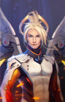 Mercy by Ilnezaro