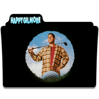 Happy Gilmore Folder Icon by gterritory
