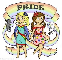 Gay Pride by BeckyBumble