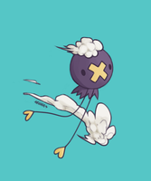 Drifloon by Aphose