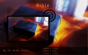 Bible by Golden-Ribbon