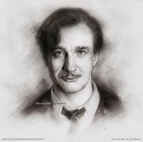 Remus Lupin by Michelle-Winer