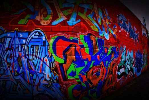 Graffiti 2 by CiaraSshowdownn