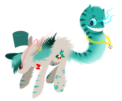 Alice Themed Pony Adopt(CLOSED) by fluffy-gentlekitty