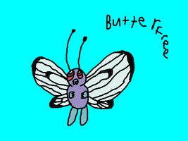 Day 1: Fav. Bug Pokemon (POKEDDEXY) by rainbowpaint15