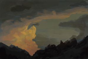 cloud study by balloonwatch