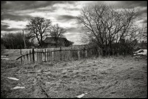 the village - 1 by keithpellig