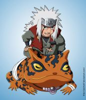 Jiraya senin by One67