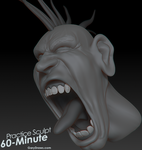 Expression 05 - 60-Minute Practice Sculpt by GaryStorkamp