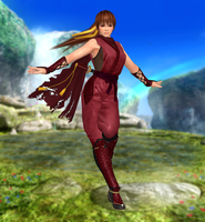 Phase-4(C3) Dead or Alive 5 Ultimate by xHildegardVonKronex