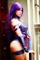 Psylocke - Bishoujo Collection by dashcosplay