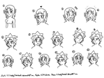 Expressions Practise by LadyCharizard