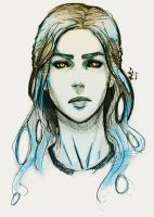 Mother of Dragons by lllannah