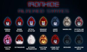 Ironhide: Altered States by Trecathlus