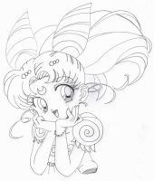 ChibiUsa Moon Princess by usagisailormoon20