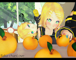 Orange! by Baka-chanLove