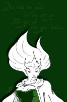 FTQS - Faery Queen of Tam Lin by Poeso
