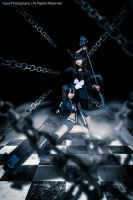 [B*RS] Black Rock Shooter by NyaaPhoto