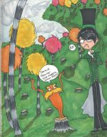 The Lorax's Persuasive Ways by gothicEMerald1