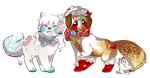 [Collab]For Ma Cherie by Lacrirosa