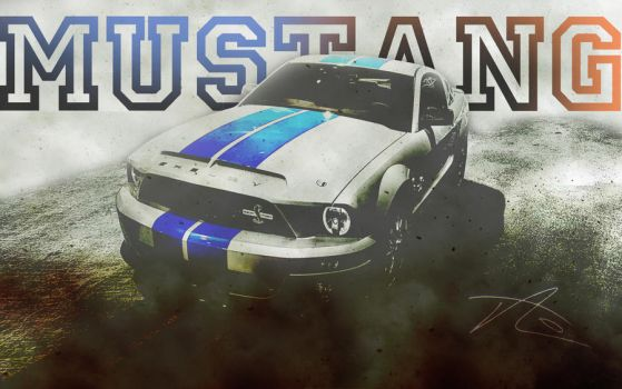Mustang by tygun