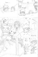 naruto comic strip by vatenkeist