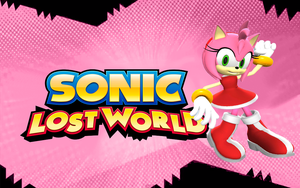 Amy in sonic lost world remade by Nibroc-Rock