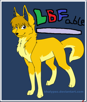 Wolf ID by LBFable