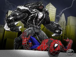 Spidey's Beat Down (Final Version) by LittleShaolin