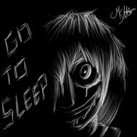 Jeff Go To Sleep by MikaCapde