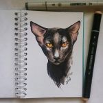 Instaart - Bagheera by Candra