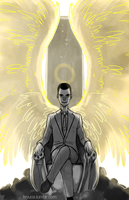 C: Moriarty//Michael by feyuca