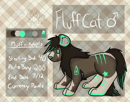 Fluff Cat 1 by Muffin-Adopts