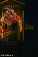 Christmas Lights zooming out December 13, 2015 1 by ENT2PRI9SE
