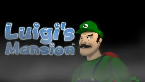 Luigi's Manliness by EpicGuitar