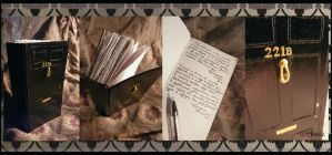 quote pad 221B by Aisule