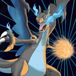 Mega Charizard X Power-Up Punch by XStreamChaosOfficial