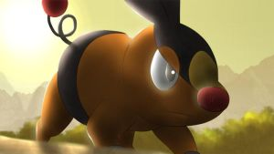 Tepig by All0412